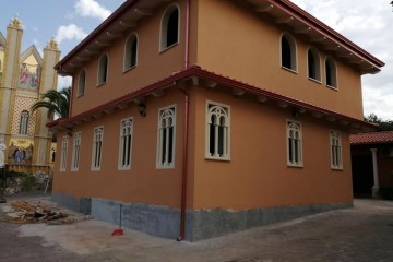 Realizzazione Casa in Legno Casa del Padre di Angoli Legno