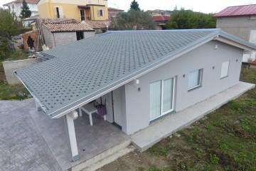 Realizzazione Casa in Legno Martelletto 3 di Angoli Legno