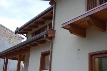 Realizzazione Casa in Legno L' Aquila di Angoli Legno