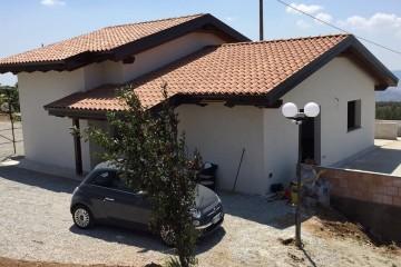Realizzazione Casa in Legno Tiriolo di Angoli Legno