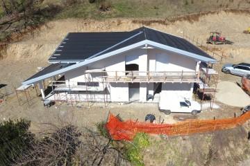 Realizzazione Casa in Legno Rogliano di Angoli Legno