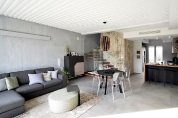 Realizzazione Casa in Legno Villetta moderna a Bolgare (BG) di Marlegno | Innovazione sostenibile