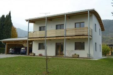 Realizzazione Casa in Legno Abitazione 2015_2 di diemmelegno