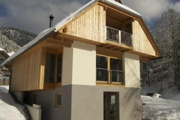 Realizzazione Casa in Legno Abitazione 2008_2 di diemmelegno