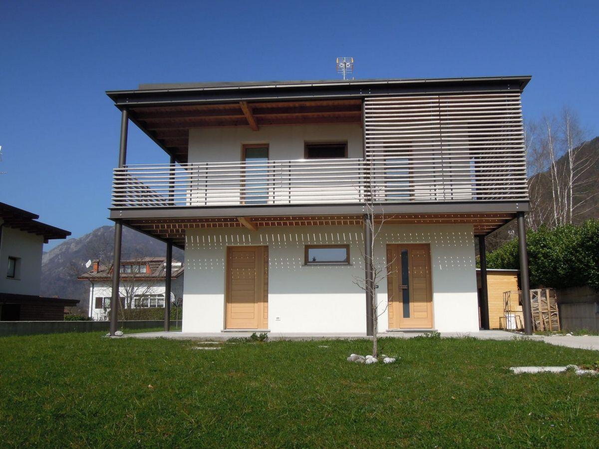 Case in legno diemmelegno Abitazione 2010_3