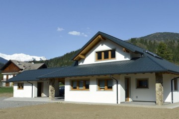 Realizzazione Casa in Legno Abitazione 2012_1 di diemmelegno