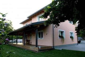 Realizzazione Casa in Legno Abitazione 2008_1 di diemmelegno
