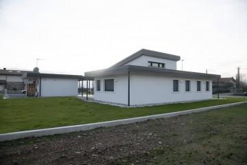 Realizzazione Casa in Legno Abitazione 2018_1 di diemmelegno