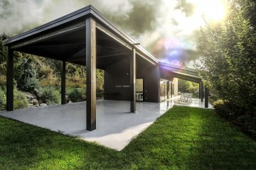 Realizzazione Casa in Legno Casa in legno Alma Negra di Progettolegno srl