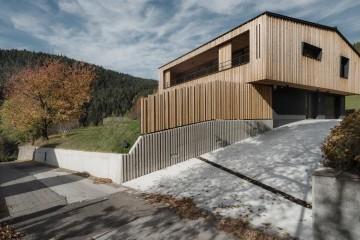 Realizzazione Casa in Legno Casa MaDe di LignoAlp | Damiani-Holz&KO Spa