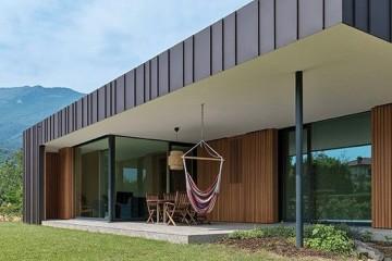 Realizzazione Casa in Legno Villa Zoe di LignoAlp | Damiani-Holz&KO Spa