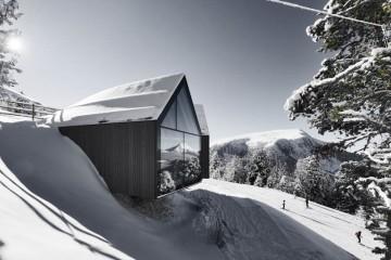 Realizzazione Struttura ricettiva (hotel, villaggio) in Legno Rifugio Oberholz di LignoAlp | Damiani-Holz&KO Spa