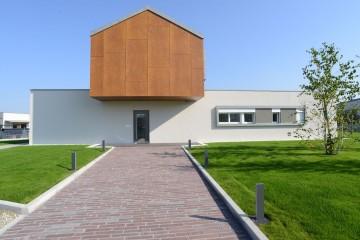 Realizzazione Casa in Legno EcoCasa Nupigeco di LignoAlp | Damiani-Holz&KO Spa