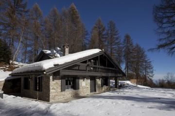 Casa in Legno Chalet Meira Moun