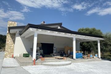 Modello Casa in Legno Casa Scalea 2 di Arlia Strutture in Legno