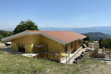 Modello Casa in Legno Casa Marano 2 di Arlia Strutture in Legno