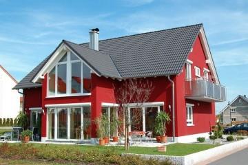 Modello Casa in Legno MODELLO 180 di NORGES HUS