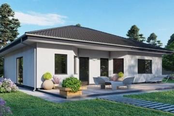 Modello Casa in Legno MODELLO 121 di NORGES HUS