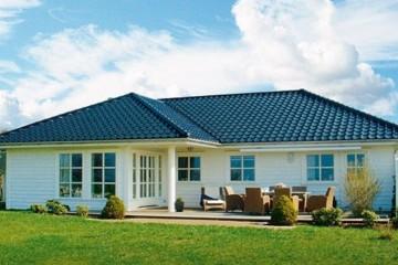 Modello Casa in Legno MODELLO 120 di NORGES HUS