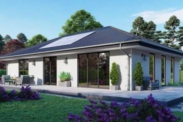 Modello Casa in Legno MODELLO 130 di NORGES HUS
