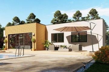 Modello Casa in Legno MODELLO 149 di NORGES HUS