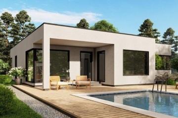 Modello Casa in Legno MODELLO 158 di NORGES HUS
