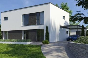 Modello Casa in Legno MODELLO 200 di NORGES HUS