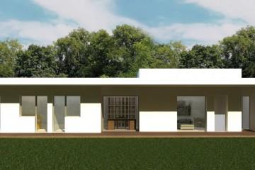 Modello Casa in Legno Casa Chiara di OneHaus