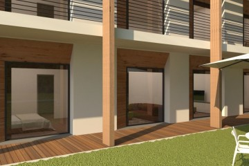 Modello Casa in Legno Casa Modena di OneHaus