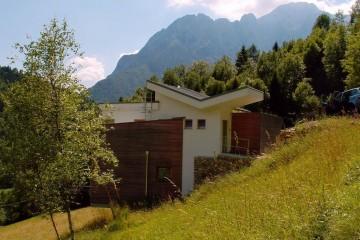 Realizzazione Casa in Legno Casa privata di RIKO-HISE srl - Arch. Daniele Bonzi