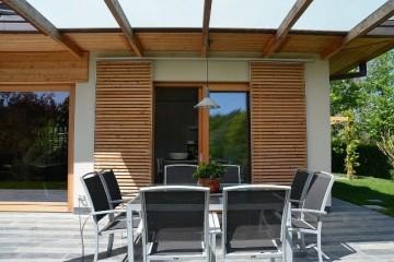 Realizzazione Casa in Legno Casa milano di RIKO-HISE srl - Arch. Daniele Bonzi