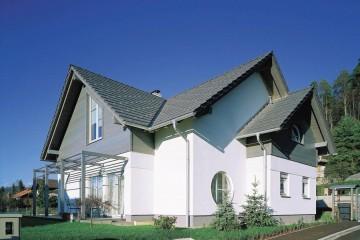 Realizzazione Casa in Legno Complesso residenziale 5 case di RIKO-HISE srl - Arch. Daniele Bonzi