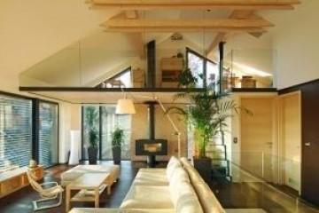 Realizzazione Casa in Legno Casa solare 2 di RIKO-HISE srl - Arch. Daniele Bonzi