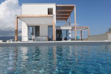 Realizzazione Casa in Legno Casa residenziale per vacanze di RIKO-HISE srl - Arch. Daniele Bonzi