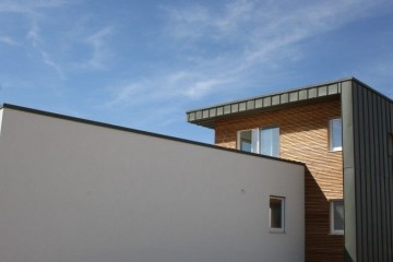 Realizzazione Casa in Legno Casa roma di RIKO-HISE srl - Arch. Daniele Bonzi