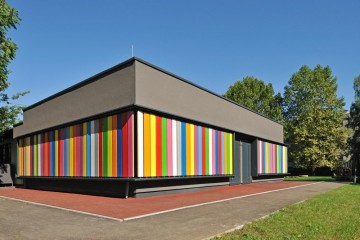 Edificio Pubblico (scuola, chiesa) in Legno SCUOLA MATERNA KEKEC