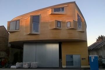 Realizzazione Casa in Legno Casa in Austria di Canapa & Co. BioEdilizia