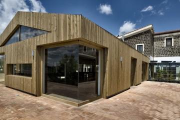Modello Casa in Legno Casa Selvanova di Lo Scoiattolo