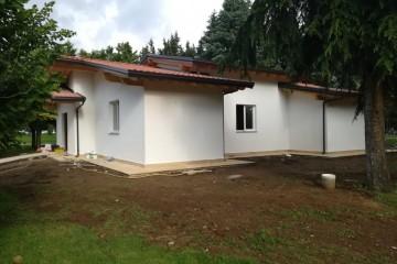 Modello Casa in Legno Casa Roma di Lo Scoiattolo