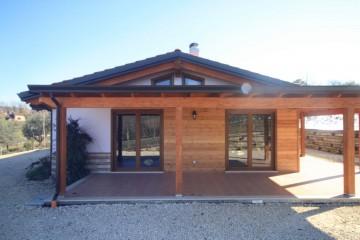 Modello Casa in Legno Casa Campobasso di Lo Scoiattolo