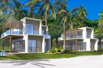 Modello Casa in Legno RESORT MIAMI di Evho Pte Ltd: