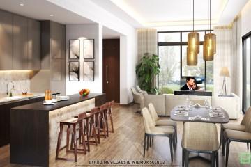 Modello Casa in Legno VILLA RIJSWIK di Evho Pte Ltd: