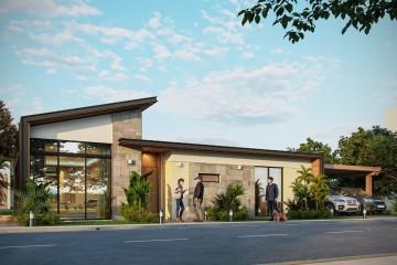 Modello Casa in Legno VILLA ESTE di Evho Pte Ltd: