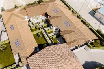 Realizzazione Casa in Legno Villette a schiera San Francesco di Elite Ecobuilding Srl