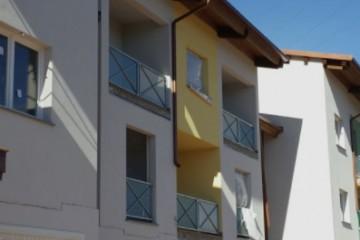 Realizzazione Casa in Legno Villette in legno e a schiera di Casa Mia Bio