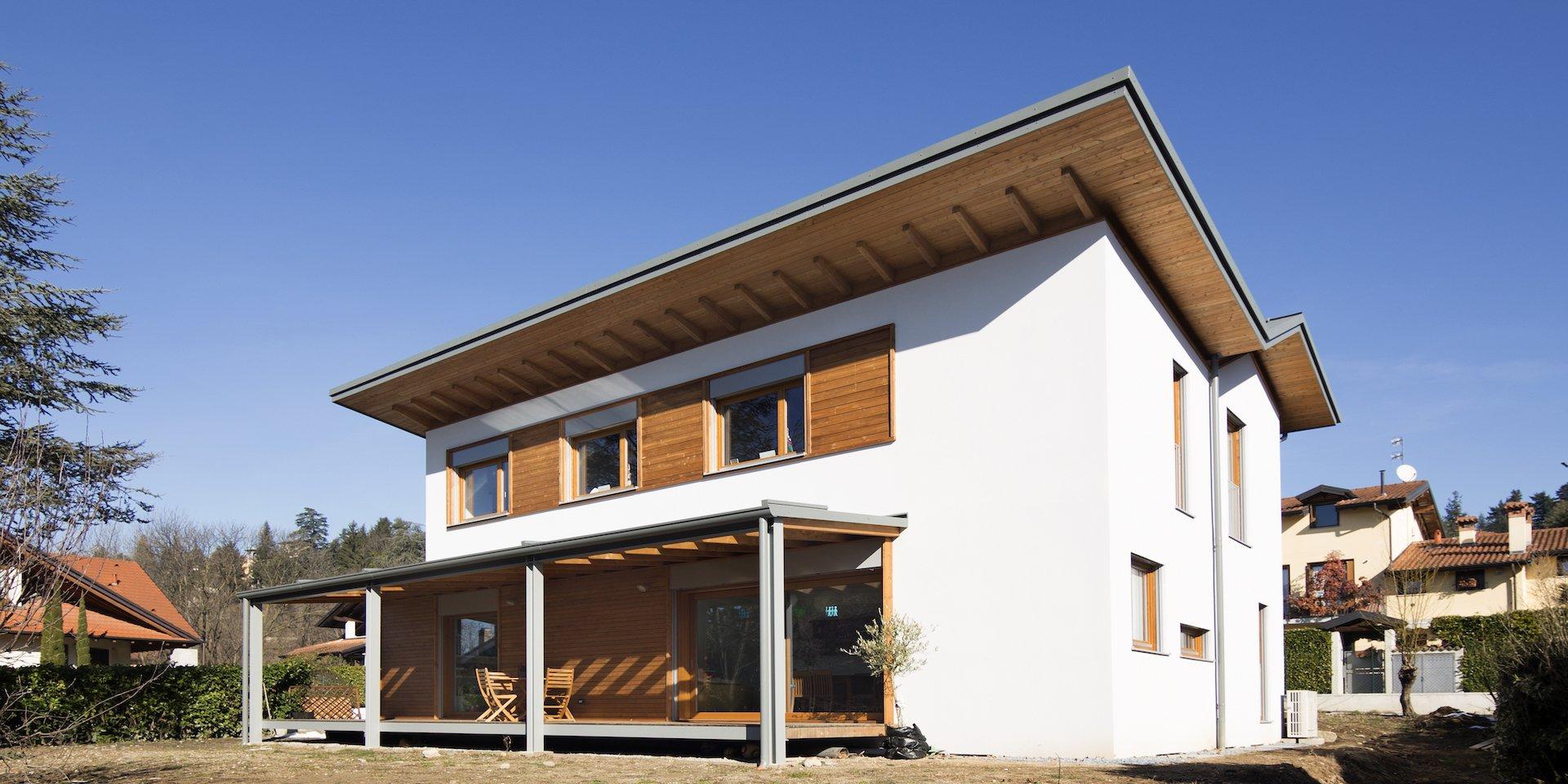 Novellocase srl modelli di case in legno prezzi e for Pagani case prefabbricate