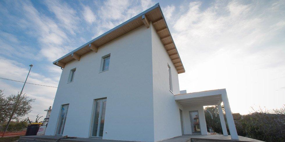 G c case legno case prefabbricate in legno for Piani di case in cedro