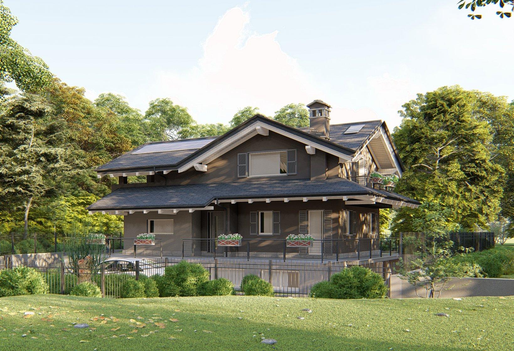 Building evolution modelli di case in legno prezzi e for Case prefabbricate torino