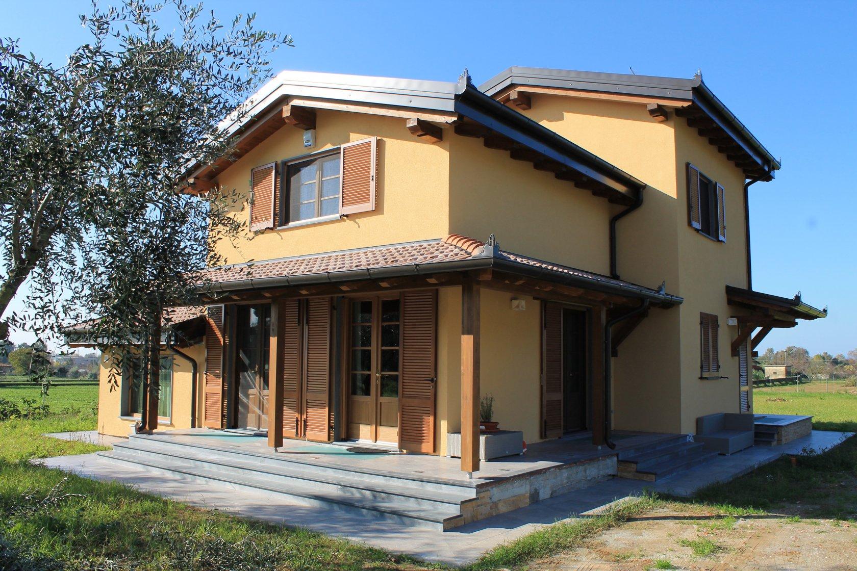 Rquadro case prefabbricate in legno for Vendita case in legno prefabbricate