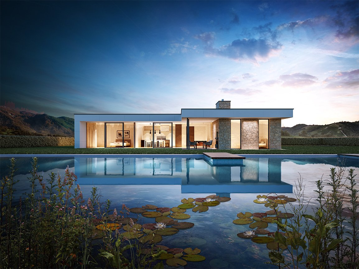 Wolf haus modelli di case in legno prezzi e opinioni for Case in legno senza fondamenta